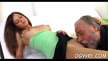 woman old boy jung Mekellah takes an innocent ride to the orgasm town