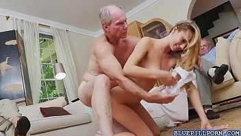 girl rapes old men Busty anabelle take s cumshot in her big ass