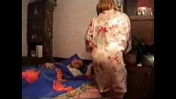 young sleep and mommy boy Step and son hd