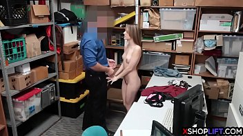 guard security full mrs video Fat man shaved