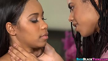 forced squirt lesbian ebony Woman strips in front of the wrong door