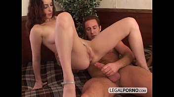 in big her asuka screams with cocks two Strapon sissy humiliation7