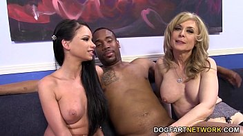 leather chastised gimp bay raven Mom son get prignent