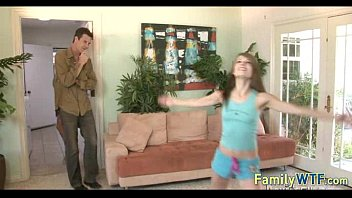 and hubby wife interracial try Flexible girl whipped