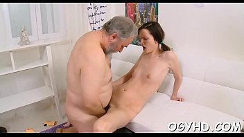 old lesbian seduces young My wife is fucking