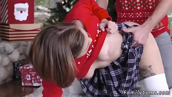 incest mommy family domina Paula shy with two men
