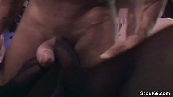 her natalie bj at casting giving xxx amateur Male slave force to eat scat gay