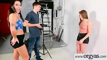 multi angle camera view Anal cry baby